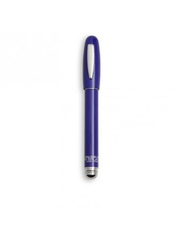 Penna Stilografica A.G. Spalding Short Classic Blu