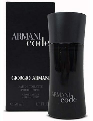 Eau de toilette Code - Giorgio Armani 50 ml