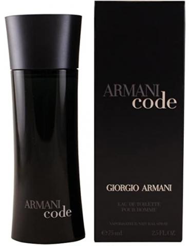 Eau de toilette Code - Giorgio Armani 75 ml