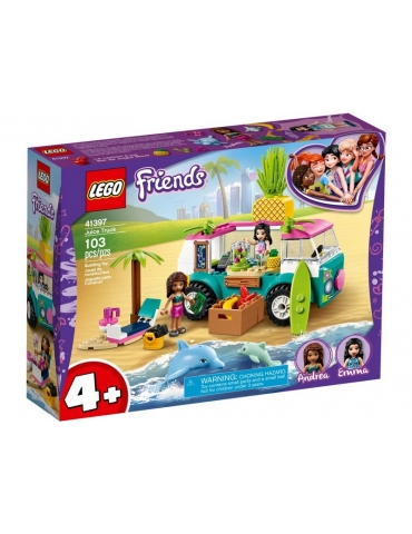 LEGO Friends Il Furgone dei Frullati