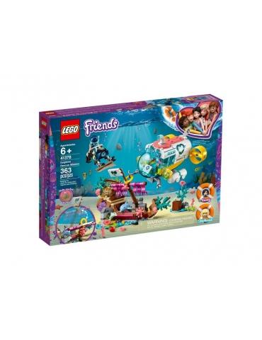 LEGO Friends La Missione di Soccorso dei Delfini
