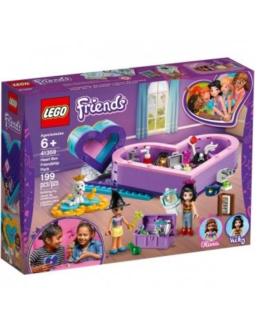 LEGO Friends Pack dell'Amicizia Scatola del Cuore