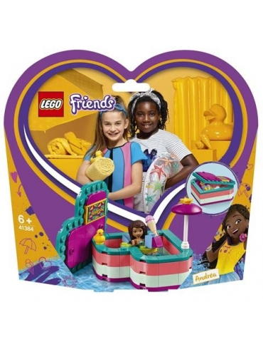 LEGO Friends La Scatola del Cuore dell'Estate di Andrea