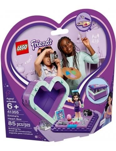 LEGO Friends La Scatola del Cuore di Emma