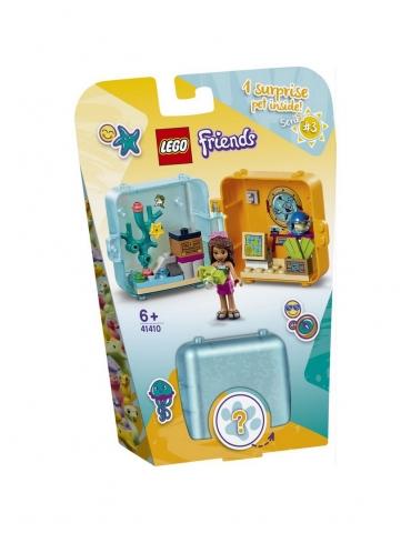 LEGO Friends Il Cubo delle Vacanze di Andrea