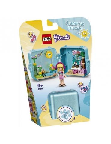 LEGO Friends Il Cubo delle Vacanze di Stephanie