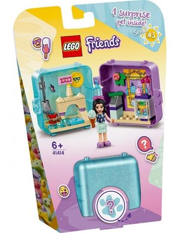 LEGO Friends Il Cubo dello Shopping di Emma 41414