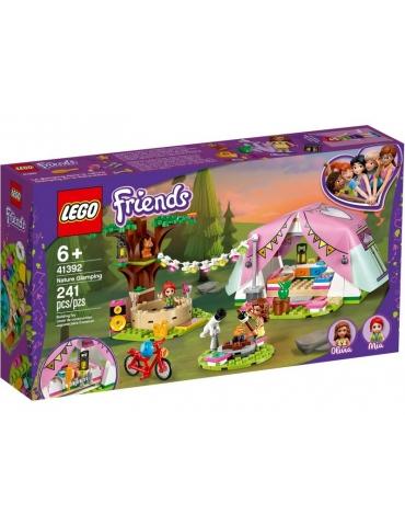 LEGO Friends Glamping nella Natura 41392