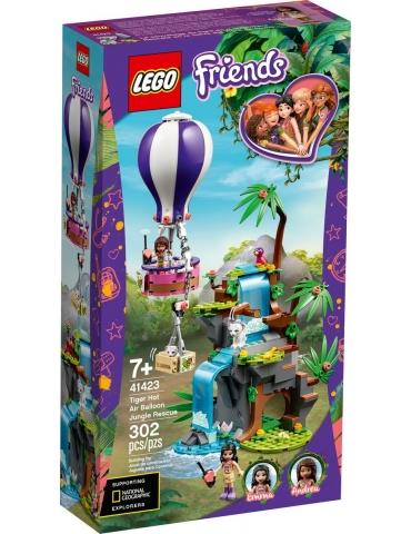 LEGO Friends Salvataggio sulla Mongolfiera della Tigre 41423