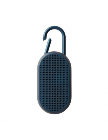 Lexon MINO T - Altoparlante Bluetooth® resistente all'acqua con moschettone