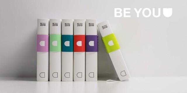 Diario Be You Scopri I 6 Colori Best Seller