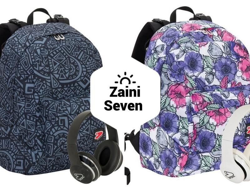 foto ufficiali cb9f2 53725 Zaini Seven Outlet | Sconto 20%| Zaino Seven Spedizione ...