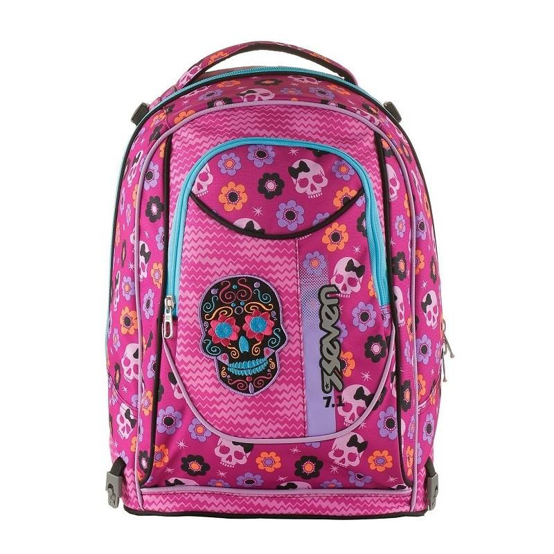 Zaino Scuola Elementare Bambina Trolley Mexi