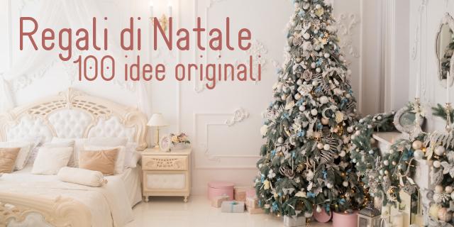 Regali Di Natale Per Uomo Originali.Regali Di Natale 100 Idee Originali